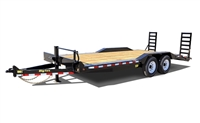 10DF Pro Series Drive-Over Fender Equipment/Car Hauler, trailer, Burgoon Company, Big Tex Trailers