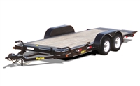 10FT Pro Series Full Tilt Bed Equipment Trailer, trailer, Burgoon Company, Big Tex Trailers