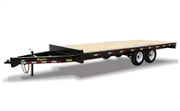 10OA Pro Series Over-The-Axle Bumperpull Trailer, trailers, Burgoon Company, Big Tex Trailers