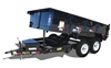 10SR Pro Series Tandem Axle Single Ram Dump, trailers, Burgoon Company, Big Tex Trailers