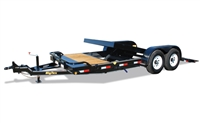 10TL Pro Series Tilt Bed Equipment, trailers, Burgoon Company, Big Tex Trailers