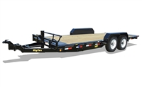 14FT Heavy Duty Full Tilt Bed Equipment Trailer, trailers, Burgoon Company, Big Tex Trailers
