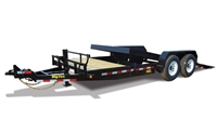 14TL Heavy Duty Tilt Bed Equipment Trailer, trailers, Burgoon Company, Big Tex Trailers