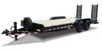 16ET Super Duty Tandem Axle Equipment Trailer, trailers, Burgoon Company, Big Tex Trailers