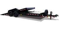16TL Super Duty Tilt Bed Equipment Trailer, trailers, Burgoon Company, Big Tex Trailers