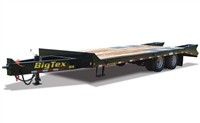 20ED/AD Pintle Equipment Transport Trailer, trailers, Burgoon Company, Big Tex Trailers