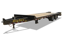 20PH Economy Tandem Dual Wheel Pintle Trailer, trailers, Burgoon Company, Big Tex Trailers