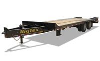 22PH Tandem Dual Wheel Pintle Trailer, trailers, Burgoon Company, Big Tex Trailers
