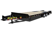 25PH Heavy Duty Tandem Dual Wheel Pintle Trailer, trailers, Burgoon Company, Big Tex Trailers