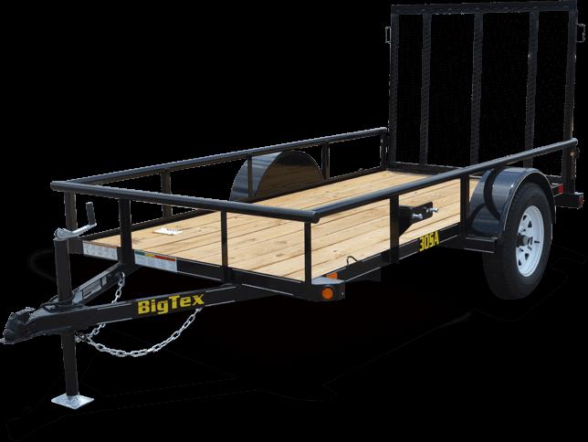 30sa 35sa single axle utility trailer trailers burgoon company rh burgooncompanytrailers com