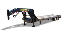 3XGN Super Duty Tandem Dual Axle Gooseneck Trailer, trailers, Burgoon Company, Big Tex Trailers