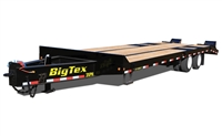 3XPH Super Duty Tandem Dual Pintle Trailer, trailers, Burgoon Company, Big Tex Trailers