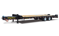 4XPH Pintle Heavy Equipment Transport Trailer, trailers, Burgoon Company, Big Tex Trailers
