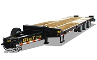 5XPH Pintle Heavy Equipment Transport Trailer, trailers, Burgoon Company, Big Tex Trailers