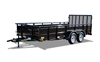 70TV Tandem Axle Vanguard Trailer, trailers, Burgoon Company, Big Tex Trailers