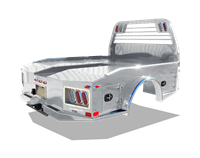 AL ER Model, truck beds, Burgoon Company, CM Truck Beds