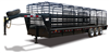 BRUSH BUSTER BT, livestock trailers, Burgoon Company, CM Trailers