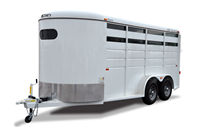 DAKOTA, horse trailers, Burgoon Company, CM Trailers