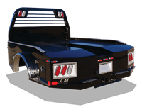 ER Model, truck beds, Burgoon Company, CM Truck Beds
