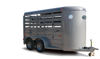 STOCKER, horse trailers, Burgoon Company, CM Trailers