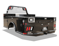 TM Deluxe, truck beds, Burgoon Company, CM Truck Beds
