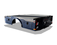 WD Model, truck bed, Burgoon Company, CM Truck Beds