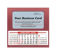 2020 - Business Card Easel w/Pad
