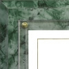 C9 Continental Series Plaque - Emerald Marble