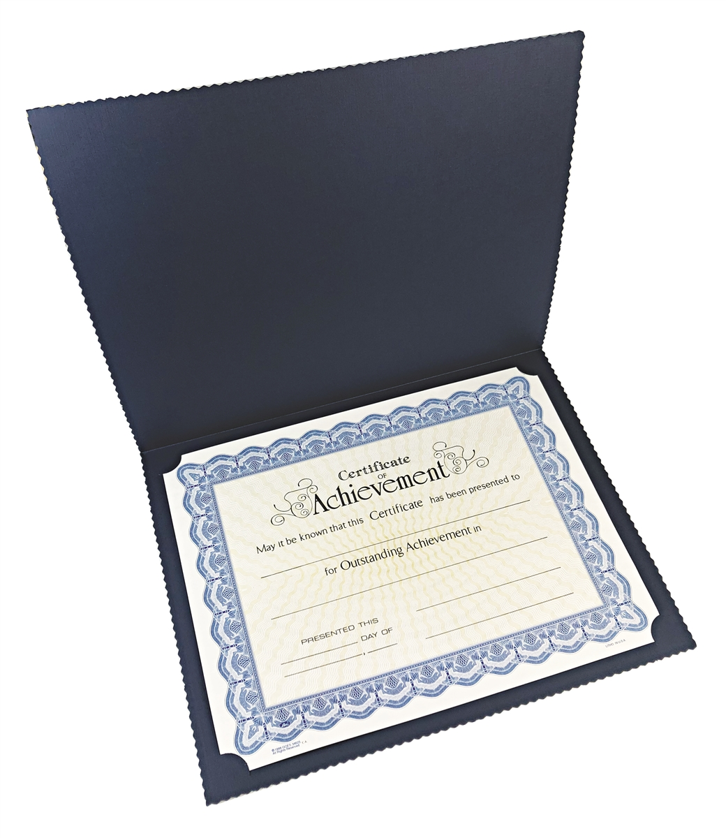 certificate holder special holders ch17 larger certificates