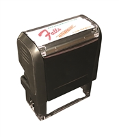 "#2194 Self-Inking Stamp - 0.75"" x 1 7/8"""