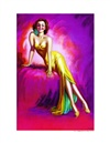 Alluring! Pinup Poster