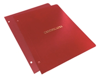 Goes Certificate Binders - Type J