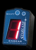 Engear Digital Gear Indicator with Shift light