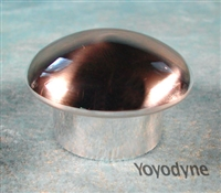 Polished Slider Cap - Each