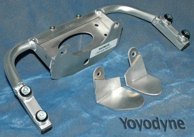 Honda CBR 600rr 07-12 Fairing Stay Bracket with original duct
