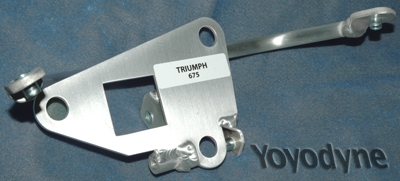 Triumph 675 07-12 Fairing Stay Bracket