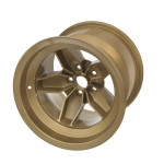 The magnesium wheels for classic cars produced by Marvic in the new product line named HRC Wheels (Historic Racing Car Wheels) are perfect replicas that can ensure reliability perfectly mixed with authenticity