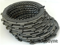 Clutch plate kit for 12T Slipper Organic