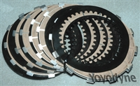 Clutch Plate kit Standard Clutch- Sintered
