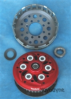Ducati Slipper Clutch w Special 38 Degree ramps