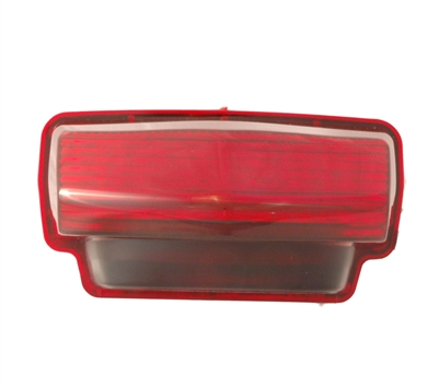 Honda CBR 600rr 07-15 Integrated Tail Light Red