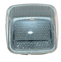 Harley Davidson V-Rod Integrated Tail Light - Smoke