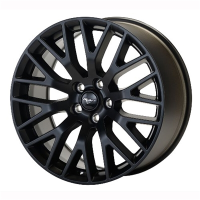 S550 MUSTANG GT PERFORMANCE PACK REAR SATIN BLACK WHEEL  2015-17 - M-1007-M1995B
