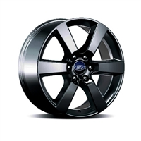 2015-2016 F-150 20 X 8.5 SIX SPOKE WHEEL - MATTE BLACK