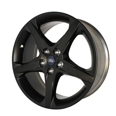 2012-2013 FOCUS 18-INCH MATTE BLACK WHEEL