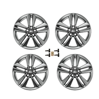 WHEEL KIT  PERF PACK 19X9 DARK MUSTANG 2015-17 - M-1007K-M199DS