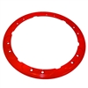 2017 RAPTOR BEAD LOCK WHEEL TRIM RING - RED
