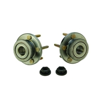 2005-13 MUSTANG V6 / BOSS / GT / SHELBY GT500 HUB KIT WITH ARP STUDS