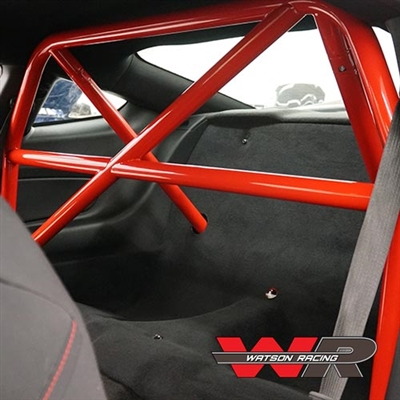 Mustang S550 4-Point Roll Bar - Bolt in Roll Cage 2015-2019