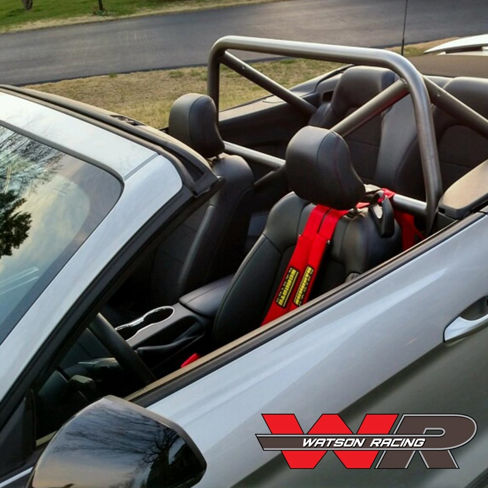 S550 4 pt bolt in roll bar for convertible wr 15 boltincage c 2015 2019